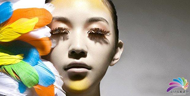 南阳化妆培训学校--创意彩妆