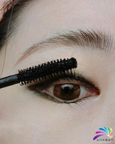 眼妆的画法步骤图片八